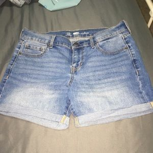 Old navy denim shorts